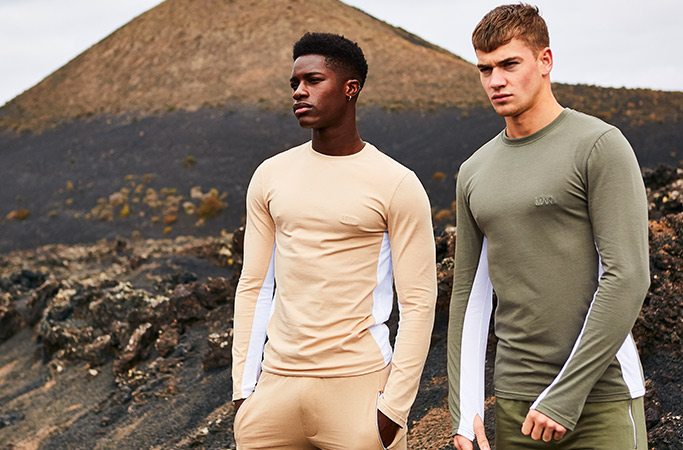Men's Boohoo Fit
